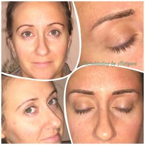MICROBLADING EYEBROWS ($279 holiday special) Kitchener / Waterloo Kitchener Area image 3