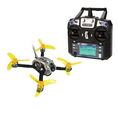 FLY EGG 130 FPV Racer Drone RTF W/Flysky FSI6 Arcane Controller Indoor Quadcopte