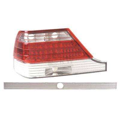 Rückleuchten Heckleuchte Set LED Mercedes W140 94-98 rot-wiess H56