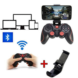 Bluetooth Remote Gamepad Controller Joystick T3 for Android Phone Tablet TV UK