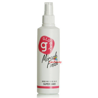 STRONG HOLD HAIR SPRAY global Miracle Finish hair spray 8.11oz/240ml