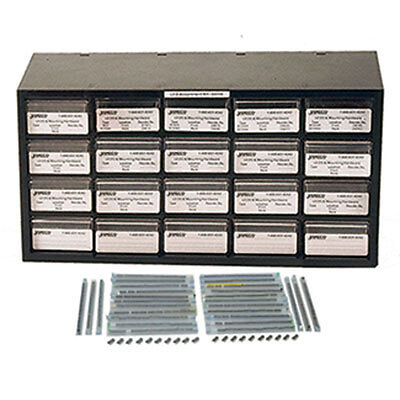 Jameco Valuepro 350 Piece 7400 Logic Series Component Assortment
