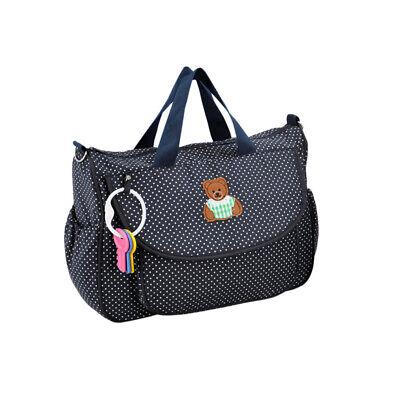 Diaper Bags Baby Care Large Nursing Outdoor Travel Handbag Shoulder Bag C5W0