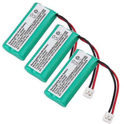 3 X Cordless Phone BT-1011 Battery for AT&T ATT DECT 6.0 SL82218 SL82308 SL82318
