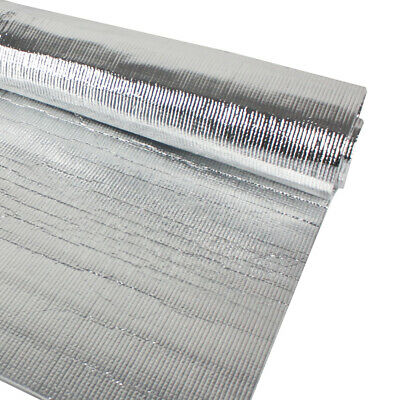Car Sound Deadener &Thermal Barrier Heat Shield Insulation 100