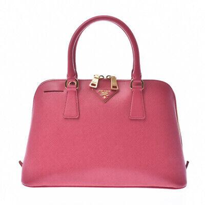 PRADA 2WAY bag Pink (PEONIA) BL0837 Hand Bag 805000933608000