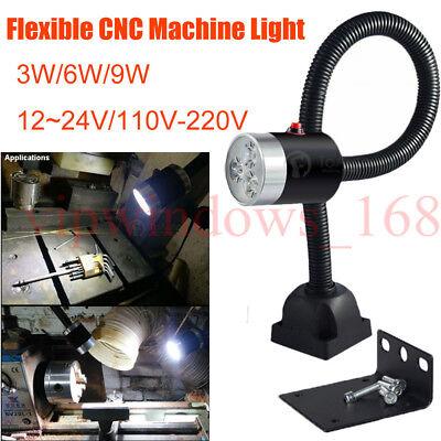 Bridgeport Lathe Led Lighting 3w6w9w Work Light Bench Milling Grinder Machine