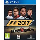 Sony PlayStation 4 Video Games F1 2017 Game Name