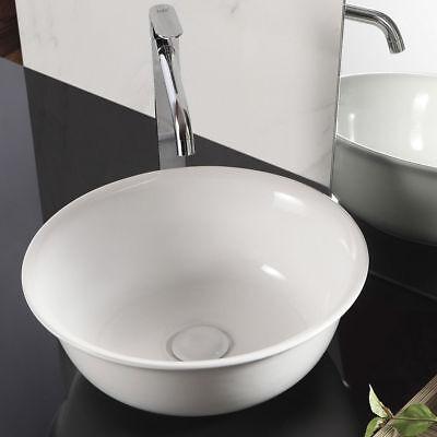 """Design Aufsatz Waschtisch /""""C-Serie C002/"""" Waschplatz Waschbecken Waschschale"""