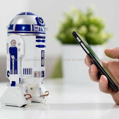 Nwt    Boxed Sphero Universal Star Wars App Enabled Droid R2 D2 Free Shipping