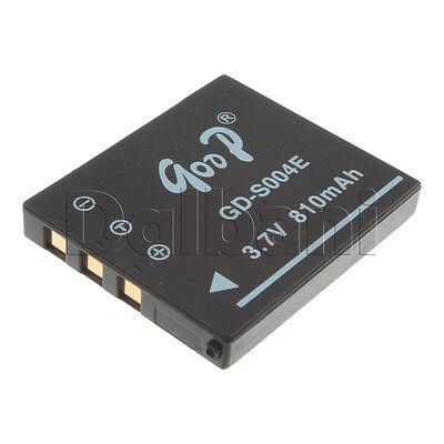 GD-S004E New Rechargeable Camera Battery 3.7V 810 mAh for Panasonic