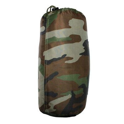 rain poncho liner acu digital camo rip stop works as sleeping bag rothco 88475