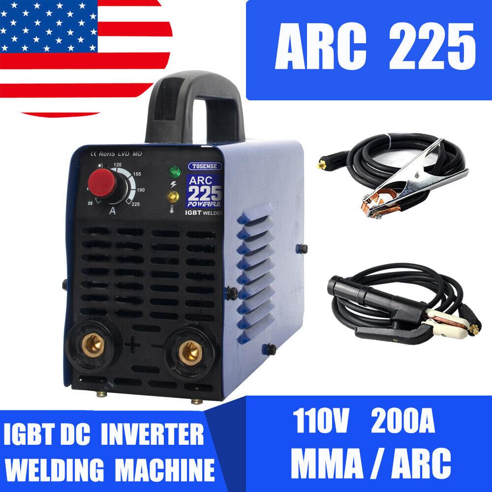 ARC225 MMA ARC Welder IGBT Welding Machine Solder Inverter 110V//220V IN US STOCK