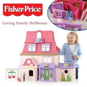 NEW Fisher-Price Loving Family Dollhouse Condtion: New