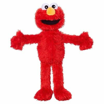 Playskool Friends Sesame Street STUFF PLUSH Elmo by Hasbro