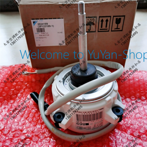 Daikin Air Conditioning Condenser Fan Motor 5017651 KFD-325-70-8A 869 70w RZQ100