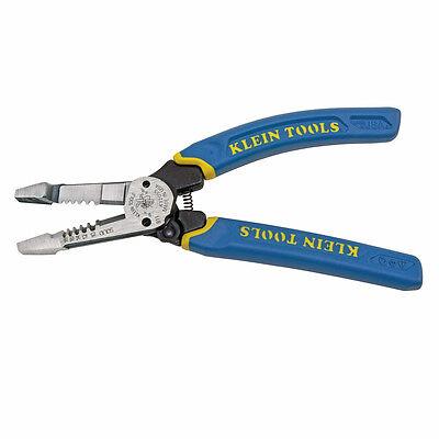 Klein Tools K12055 Klein-kurve Heavy-duty Wire Stripper 10 - 20 Awg