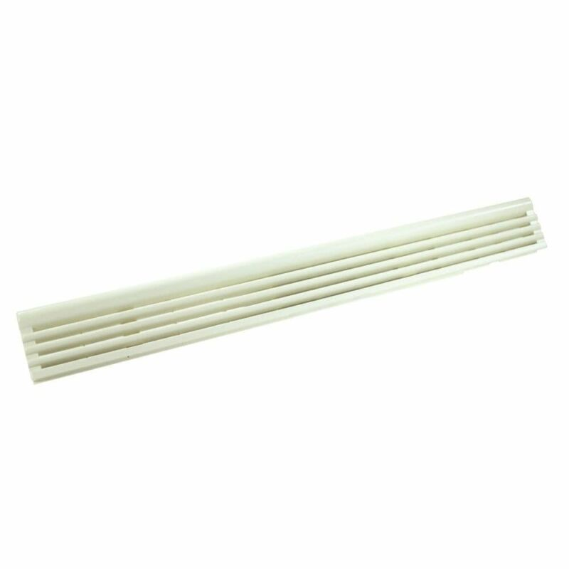 Whirlpool Part Number 8183852: Grille, Vent (Biscuit)
