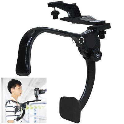Shoulder Mount Support Pad Stabilizer for Video DV Camcorder HD DSLR Camera