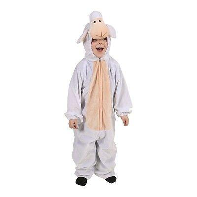 Childrens Sheep Costumes (CHILDRENS LAMB SHEEP CHILDS KIDS FANCY DRESS)