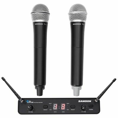 Smart Sony Uhf Synthesized Wireless Microphone System Informational Manual Free Ship! Video Production & Editing Audio For Video