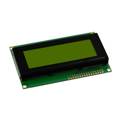Lcd 2004 Display Module 5v Yello Green Screen 204 Lcd For Arduino