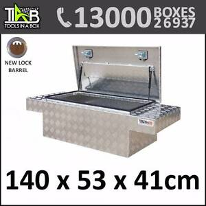 Aluminium Toolbox Tool Box Dual Cab Wheel Arch Ute Truck Tub Line Sydney City Inner Sydney Preview