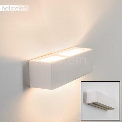 Wandlampe Wand Strahler Design Flur Leuchten Wandleuchte Wohn Zimmer Lampen weiß