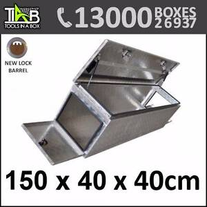Toolbox 3 Door made of Aluminium-Ute Truck Storage Trailer Tool B Liverpool Liverpool Area Preview