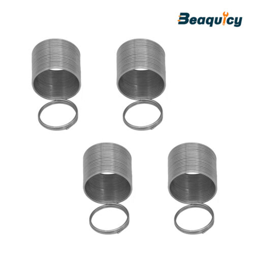W10400895 Washer Tub Centering Spring (4Pack) Compatible with Whirlpool
