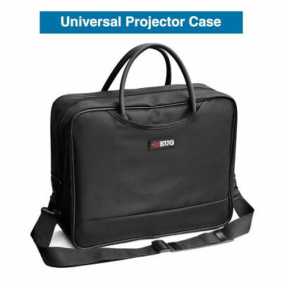 Uninversal 15'' Projector Bag for DLP LCD Projector Acer BenQ Laptop Case Travel