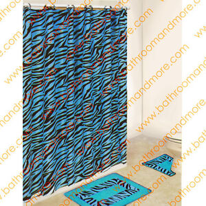 Blue Zebra Rug in More Rugs & Carpets | eBay