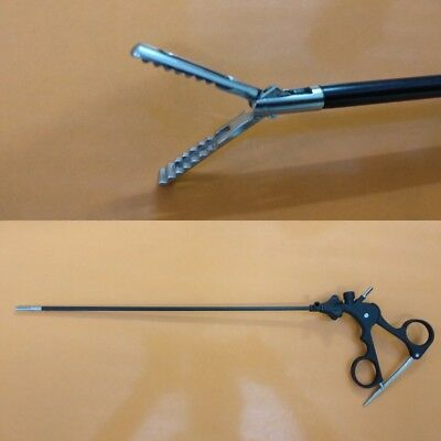 5 Mm Laparoscopy Storz Type Endoclinch Short Grasping Forceps Instruments