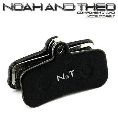N&t Shimano Deore XT Br M8020 Trp Pizarra T4 Semi Metálico Pastillas...