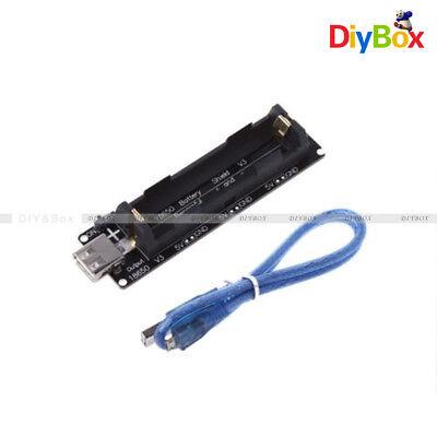 Raspberry Pi Wemos 18650 Battery Shield V3 Esp32 Wusb Cable For Arduino