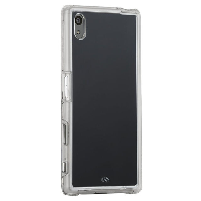 Case-Mate Naked Tough Cover Case for Sony Xperia X - Clear