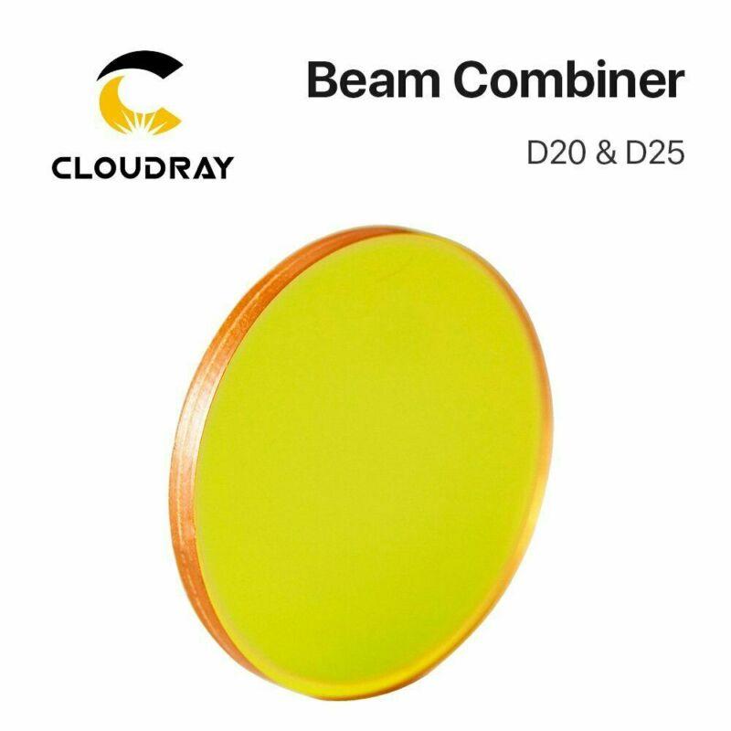 Laser Beam Combiner lens for CO2 Laser Engraving Cutter to Adjust Light Path