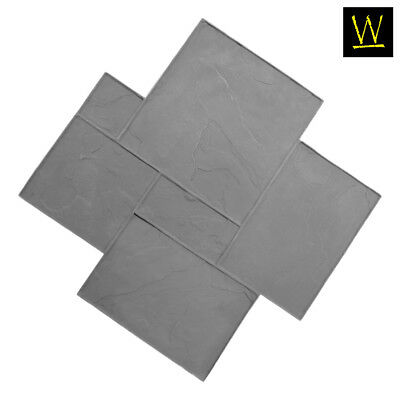 Imperial Ashler Slate Single Concrete Stamp By Walttools Floppyflex