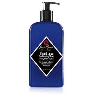 Jack Black Beard Lube Conditioning Shave 16 oz +Free Face Buff Sample  ()