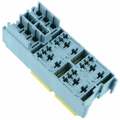 Automotive 6 Mini Blade Fuse + 4 Micro Relay Box Holder Module Auto
