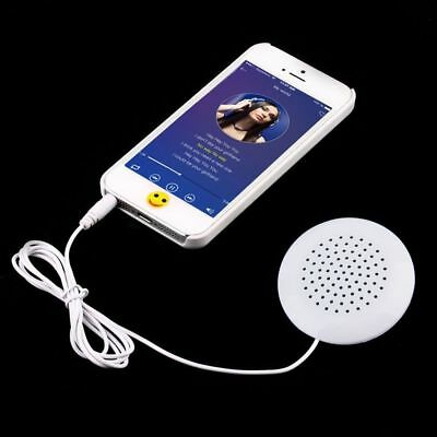 Smallest Best Price CD For MP4 White Radio Pillow 3.5mm Mini Player