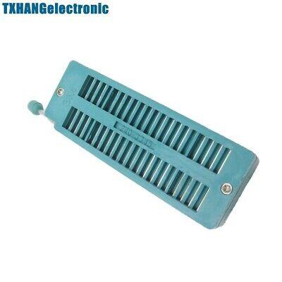 Socket 40p 40pin Zif Zip Ic Test Tester Board Good Quality
