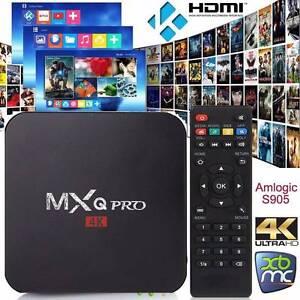 MXQ Pro 4K UHD KODI Android 5.1 Lollipop S905 Quad Core TV Box Perth Perth City Area Preview