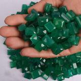 200 Ct./14  Pcs Natural Colombian Emerald Cut Green Emerald Loose Gemstones Lot