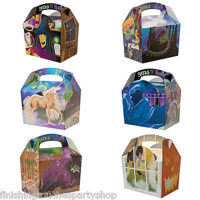 Halloween Spooks & Spells  Trick or Treat Party Meal Picnic Loot  Food Gift - Halloween Party Meal