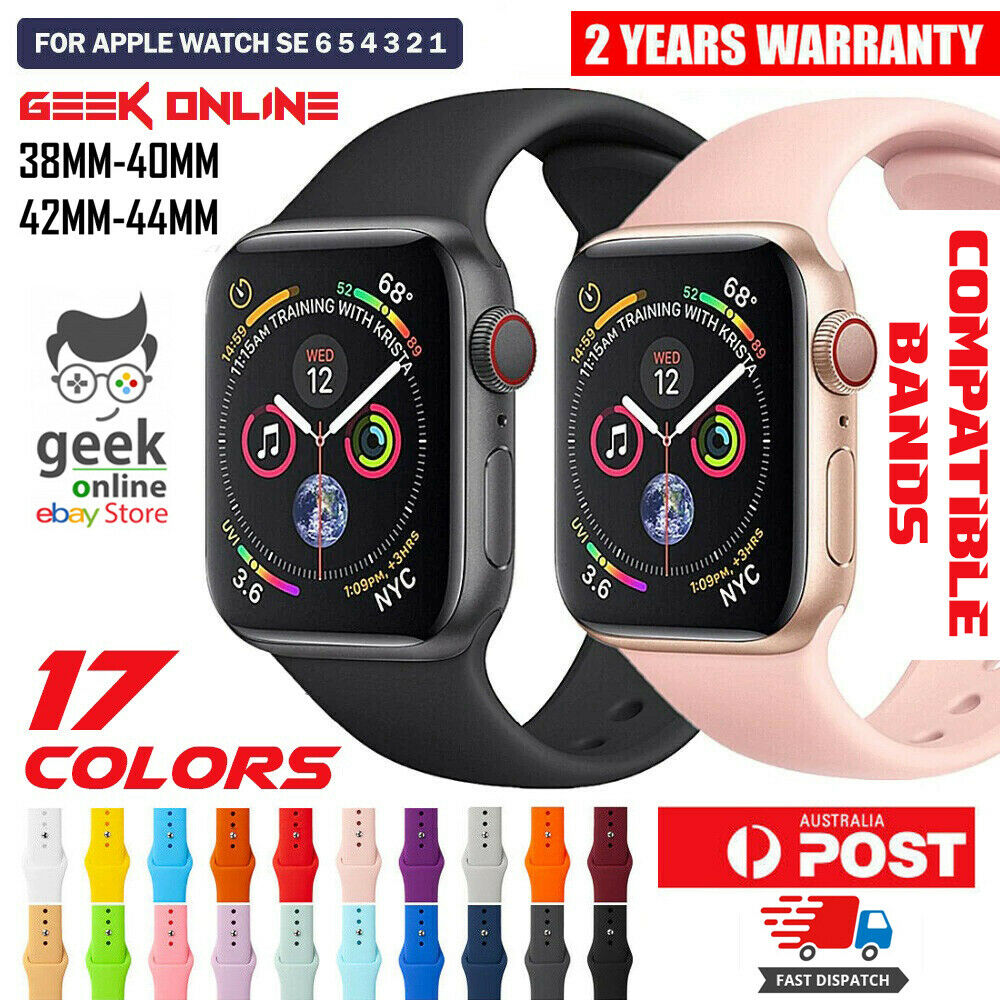 Jewellery - Compatible For Apple Watch iWatch Band Series 6 5 4 3 2 SE 44mm 42 40 38mm Strap