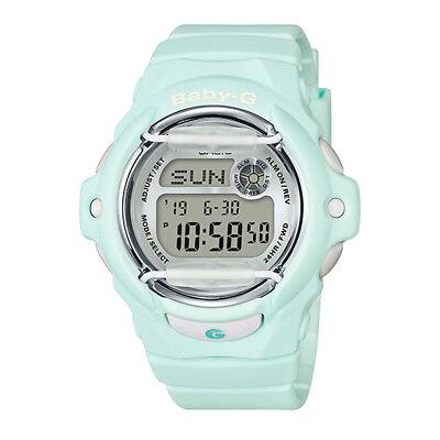 -NEW- Casio Baby-G Pastel Mint Watch BG169R-3