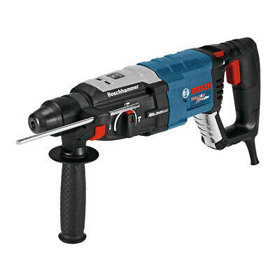 Bosch 8.5 A 1-18in. Bulldog Max Rotary Hammer Gbh2-28l-rt Certified Refurbished