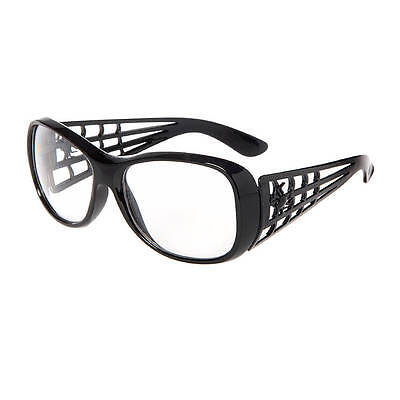 Claire's Halloween Black Spider Web Frames NWT ()