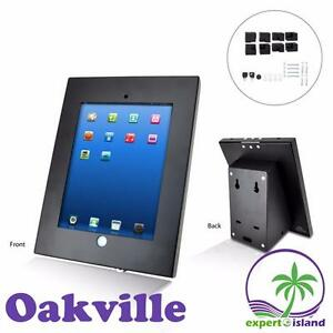PYLE (PSPADLKW5) Universal Anti-Theft iPad and  iPad Air - wall Mount, Countertop, Kiosk Multi-Mount Stand Holder